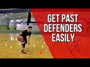 Basketball Moves To Get Past Defenders