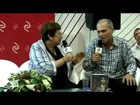 Презентация книги Белая голубка Кордовы на ММКЯ