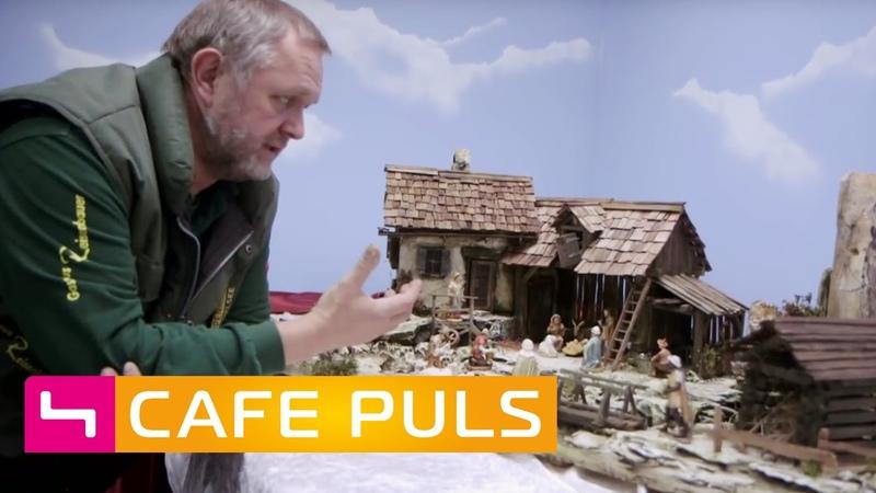 Weihnachtskrippen selber bauen | Café Puls