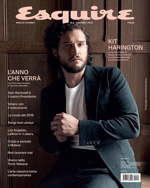 it Harrington Esquire Italia, February 2019