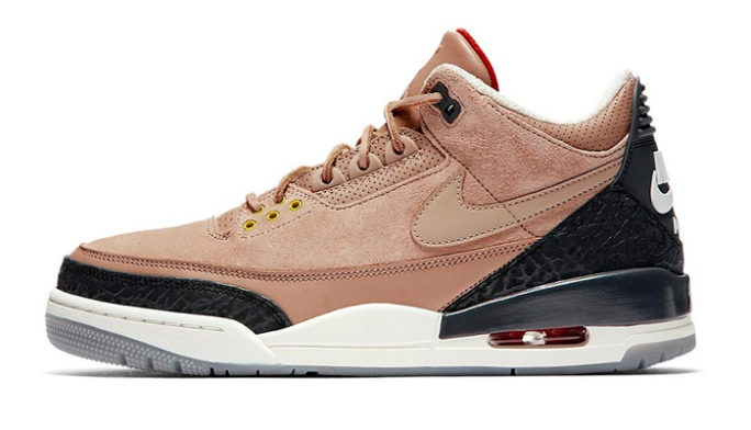 602fcafc Артист активно познает индустрию моды, в том числе создавая именные  кроссовки совместно с Nike. Джастин решил усовершенствовать легендарные Air  Jordan 3, ...