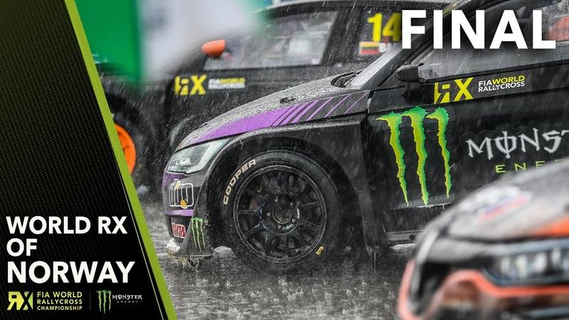 World RX Final | 2019 Team Verksted FIA World Rallycross of Norway