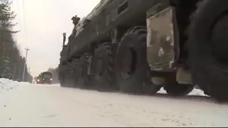 59 лет Ракетным войскам стратегического назначения