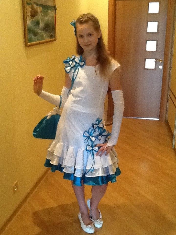 Платья на выпускной начальной школы