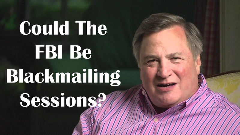 Deep 6 The Deep State ✩ COULD THE FBI BE BLACKMAILING SESSIONS? ✩ Dick Morris