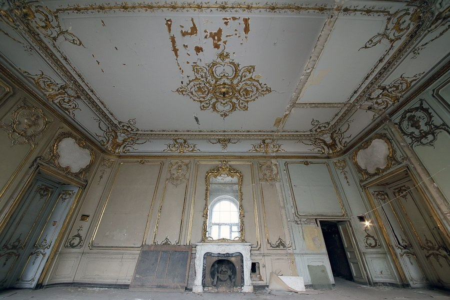 Restoration of Stieglitz Mansion Saint-Petersburg