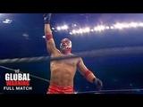 FULL MATCH- Storm &amp Christian vs. Kidman &amp Mysterio - World Tag Team Title Match WWE Global Warning
