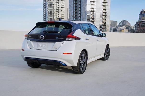 Представлена «дальнобойная» версия электрокара Nissan Leaf. На выставке CES в Лас-Вегасе компания Nissan представила «дальнобойный» Leaf e, c батареей емкостью 62 киловатт-часа. Энергетическая