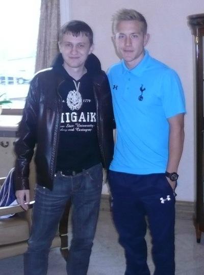 Андрей Гомон, 30 апреля , Пинск, id32483771
