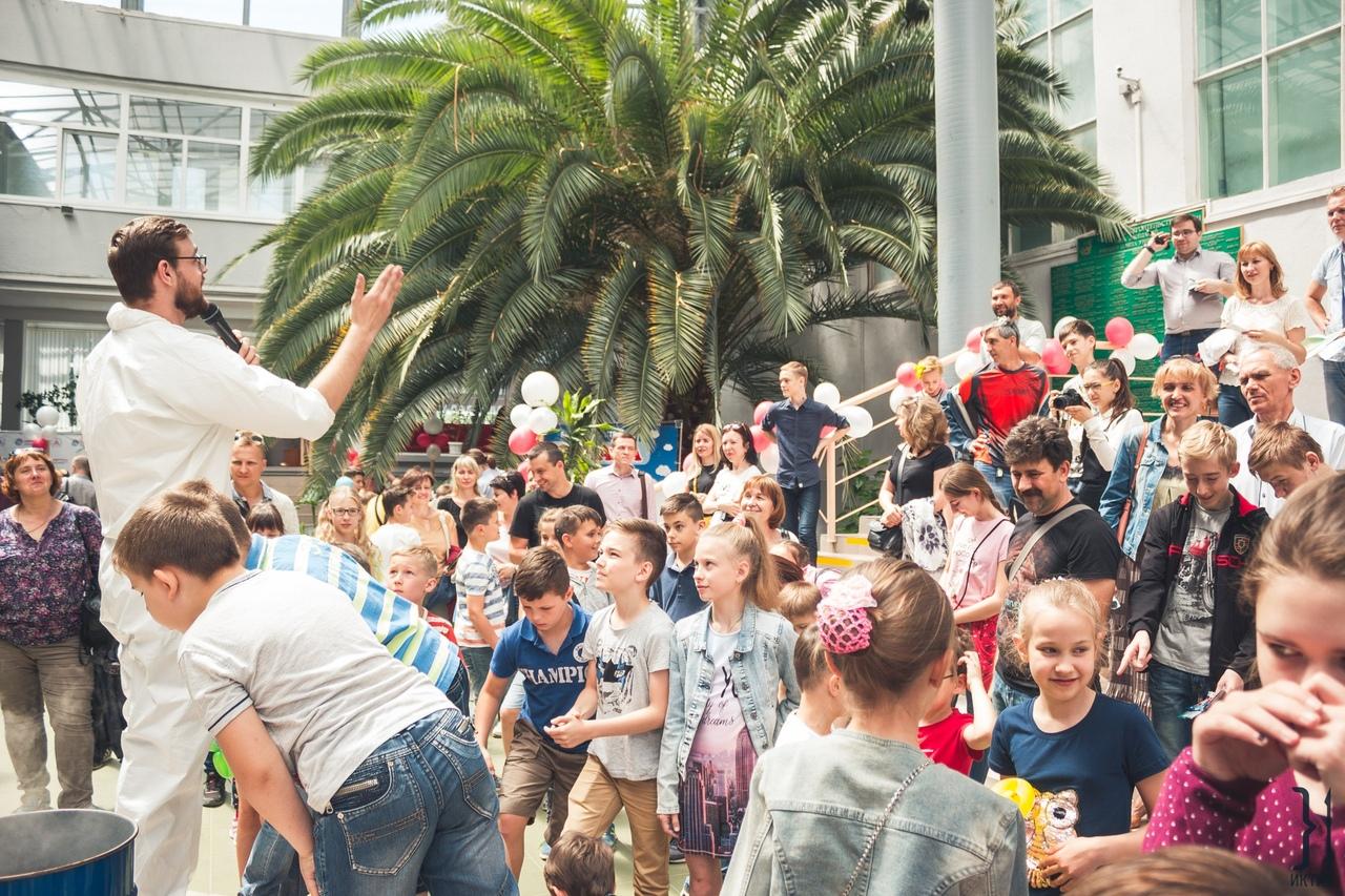 """Второй детский фестиваль науки """"Geek Fest"""" завершился в Таганроге"""