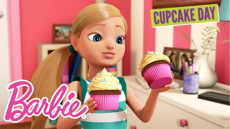 Celebrate National Cupcake Day with Barbie | Barbie
