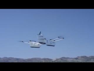 «Летающий автомобиль» Kitty Hawk