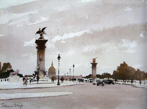 Эдуард Сиго 1910-1974
