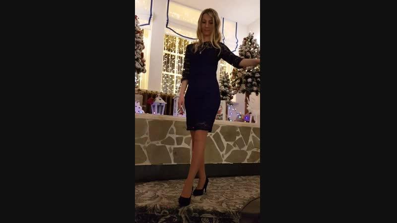 Поздравление на Новый год в ресторане Вилла Тоскана