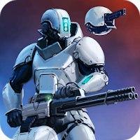 Install  CyberSphere: Sci-fi Shooter [MOD]