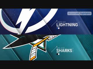 Tampa Bay Lightning vs San Jose Sharks Jan 5, 2019 HIGHLIGHTS HD