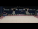 Полина Хонина мяч финал Irina Deleanu Cup 2018 Бухарест