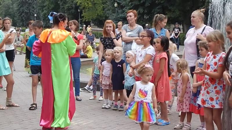 День добрых соседей, бульвар Гагарина, подробности будут позже
