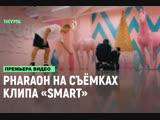 PHARAOH на съёмках клипа «SMART» [Рифмы и Панчи]