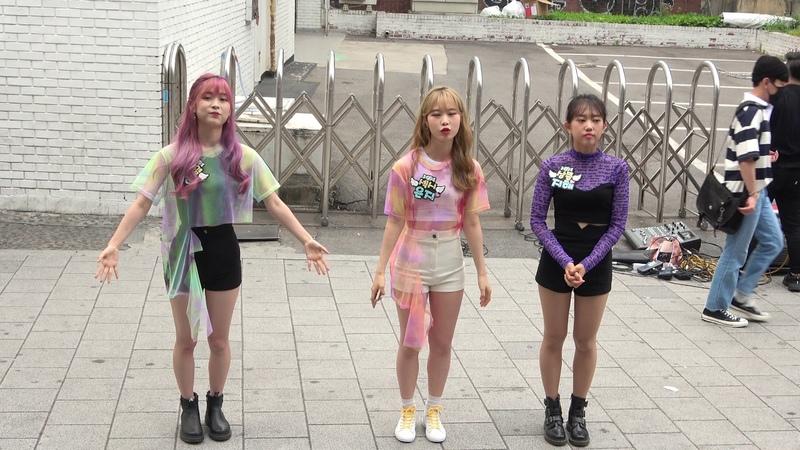 걸그룹 화이트데이 (White-day) - 무반주 라이브 - 홍대 걷고싶은거리2019 6 21.hnh.