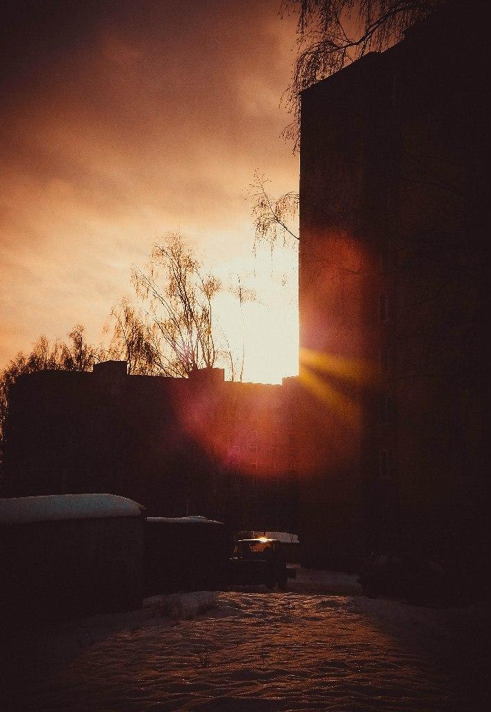 Горки зимой в фотографиях Ирины Сабецкой.