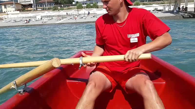 перегруз на лодке