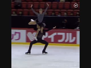 Золото у российского танцевального дуэта в Хельсинки