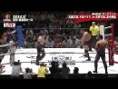 Isami Kodaka, Naomichi Marufuji vs. Takaku Fuke, Takuma Sano (TAKAYAMANIA Empire)