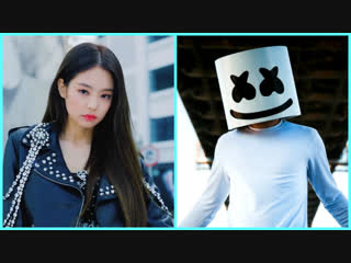 JENNIE • MARSHMELLO - Solo • Happier (feat. Bastille) [Mashup]
