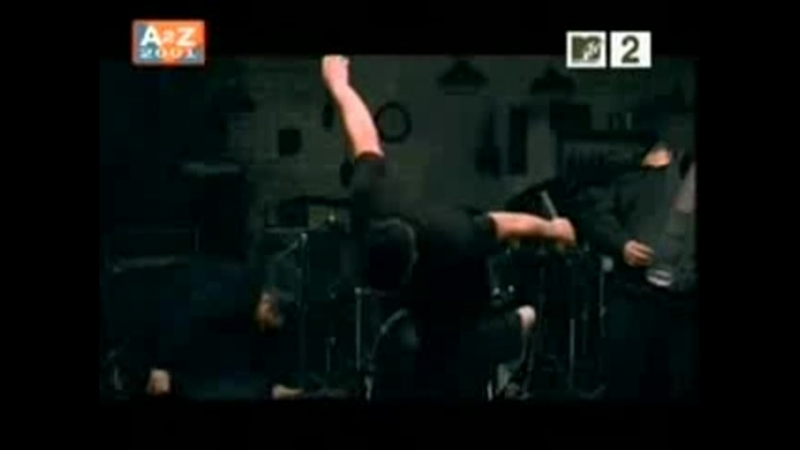 Papa Roach - Between Angels And Insects (Official Video)