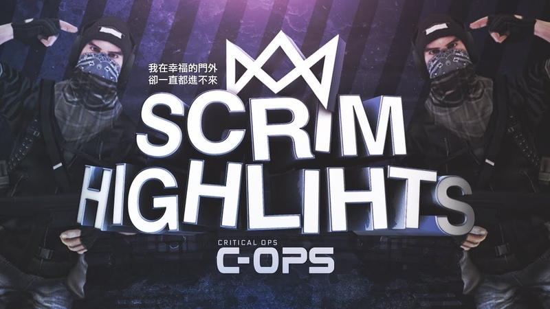 Critical Ops | Scrim Highlights 3 (ace,amazing flick and more)