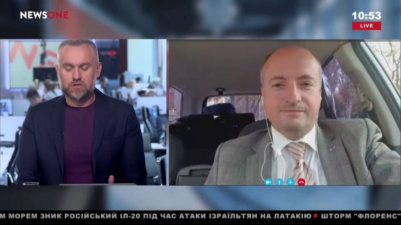 Кравец: то, что полиция отпустила Елену Слюсар – это политика травли канала NEWSONE 18.09.18