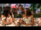 Conchita Wurst and Marcia Cross interviewed at the Life Ball 2014