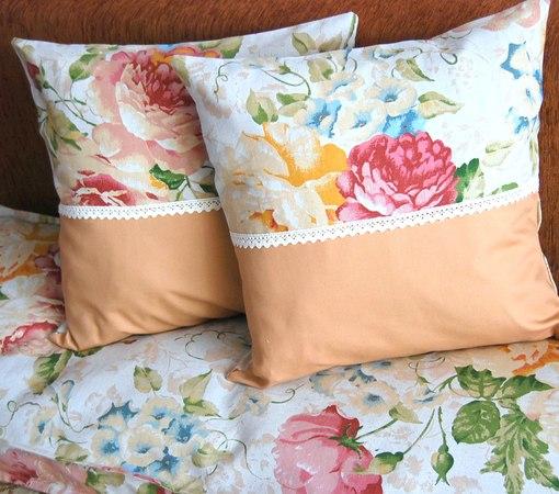 Как сшить подушки на скамью своими руками - Danetti.Ru