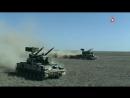 Стрельбы новейших ЗРПК Тунгуска М1