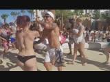 Fernando Sosa &amp Tatiana Bonaguro dancing salsa cubana