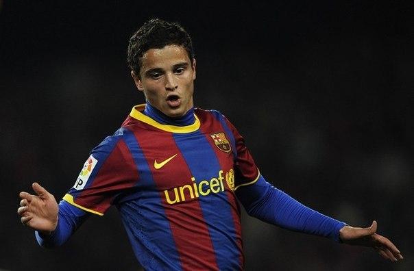 """""""Барселона"""" не будет продавать Афеллая."""