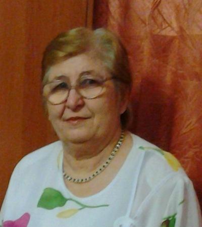 Галина Кирьянова, 24 февраля 1949, Березайка, id203430411