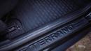 Накладки на внутренние пороги дверей Nissan Terrano (russ-artel)