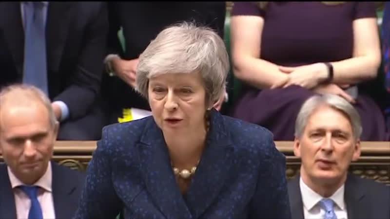 Премьер-министр Великобритании Тереза Мэй сохранила пост   13 декабря   Утро   СОБЫТИЯ ДНЯ   ФАН-ТВ
