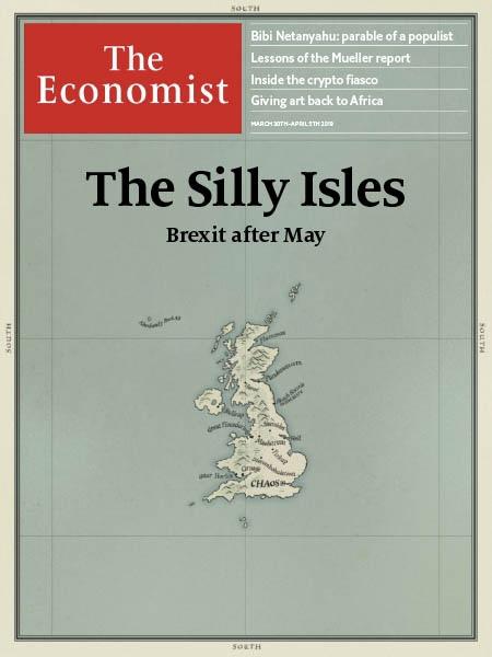 The Economist UK - 03.30.2019