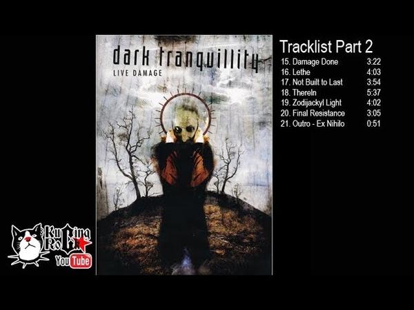 Dark Tranquility Live Damage 2002 Part 2