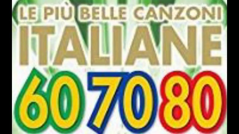 Le più belle Canzoni Italiane 60 70 80 Diretta del 14 Luglio 2018