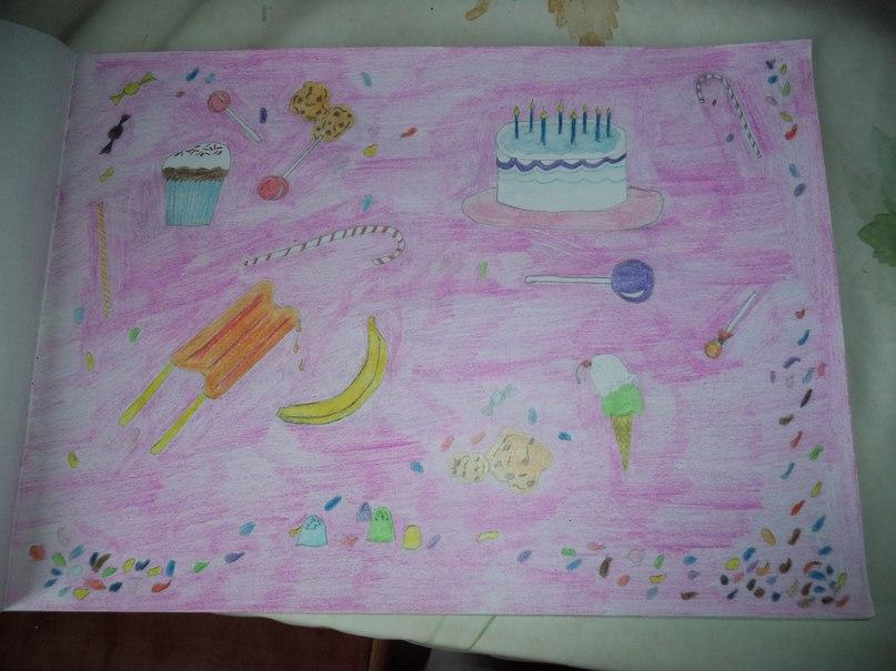 Юные художники - Страница 2 94rGYG-kn5M