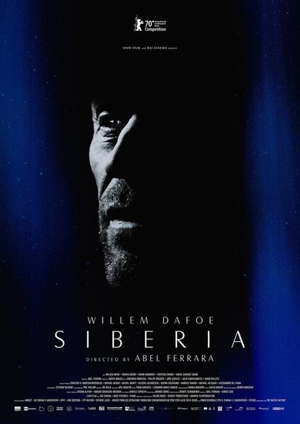Уиллем Дефо в дебютном трейлере драмы «Сибирь»