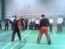 Юрий Бойко----самый мощный удар ногой в мире!