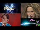 Fantastic Duo 5 / Димаш Кудайберген Adagio Lara Fabian Dimash Kudaibergen