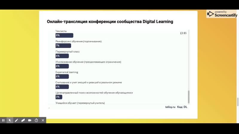 Тренды Digital Learning