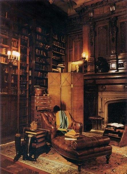 Уютные уголки для чтения