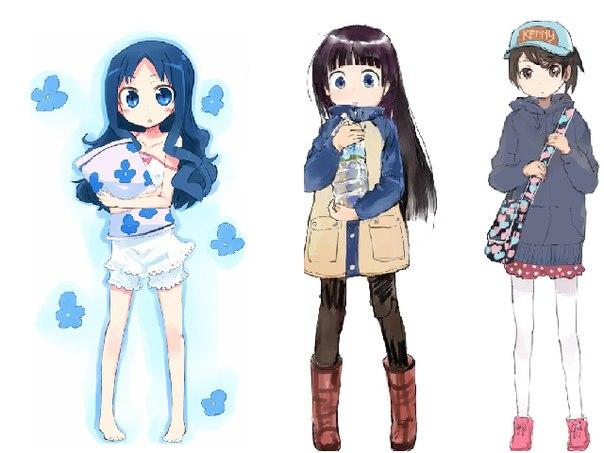 Лоликон Аниме | Lolicon Anime